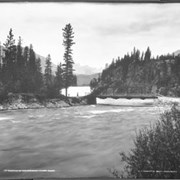 Cover image of 7. Junction of Bow and Spray Rivers, Banff