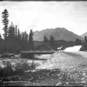 Cover image of 8. Junction of Bow and Spray Rivers, Banff