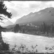 Cover image of 11. Bow River and C.P.R. Hotel, Banff