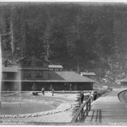 Cover image of 1074. Glacier House and Station, C.P.R.