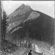 Cover image of 2119. Ross Peak and the Loop / On the Canadian Pacific Railway