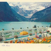Cover image of Lake Louise and Victoria Glacier