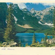 Cover image of Lake Moraine