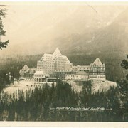 Cover image of Banff Hot Springs Hotel, Banff, Alta.