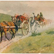 Cover image of Red River Carts