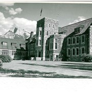 Cover image of Administration Building, Banff