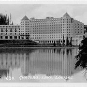 Cover image of Chateau Lake Louise