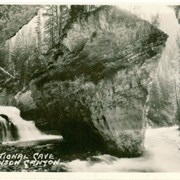 Cover image of National Cave, Johnson's Canyon
