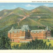 Cover image of Banff Springs Hotel, Banff National Park