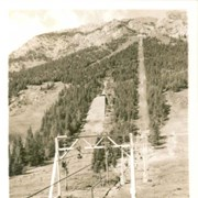 Cover image of 1052. Banff Chair Lift