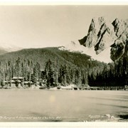 Cover image of Mt. Burgess & Emerald Lake Chalets, B.C.