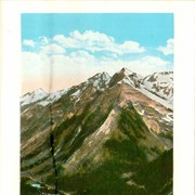 Cover image of 20 Beautiful Views of Canadian Pacific Rockies, The Road through the Switzerland of America