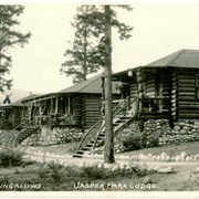 Cover image of The Bungalows, Jasper Park Lodge