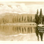 Cover image of Lac Beauvert and Glimpse of Golf Course, Jasper Park