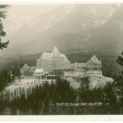 Cover image of Banff Hot Spring's Hotel, Banff, Alta.