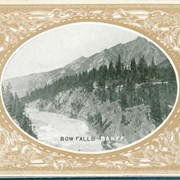 Cover image of Bow Falls, Banff