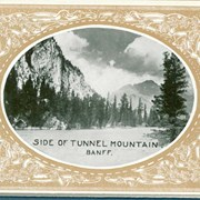 Cover image of Side of Tunnel Mountain Banff