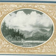 Cover image of Beautiful Cloud Effect, Banff