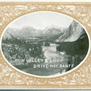 Cover image of Bow Valley & Loop Drive-way, Banff