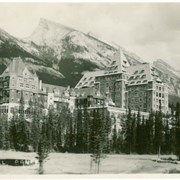 Cover image of C.P.R. Hotel Banff