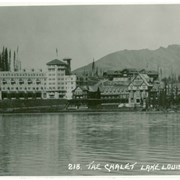 Cover image of The Chalet Lake Louise