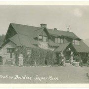 Cover image of Administration Building, Jasper Park