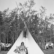 Cover image of Agnes Kaquitts, Stoney Nakoda
