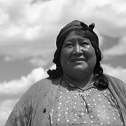 Cover image of Cassie Mark, Stoney Nakoda