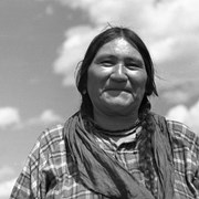 Cover image of Flora (Crawler) McLean, Stoney Nakoda