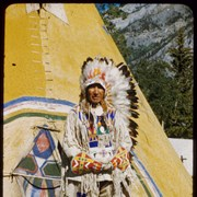 Cover image of George Crawler, Stoney Nakoda