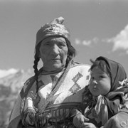 Cover image of Agnes Alexis Twoyoungmen, Stoney Nakoda