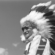 Cover image of Dan Wildman Jr., Stoney Nakoda