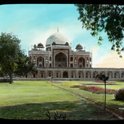 Cover image of Dehli- Tomb of Humayum