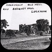 Cover image of Ruins of the Ascendency Old Well and Banquet Hall- Lucknow