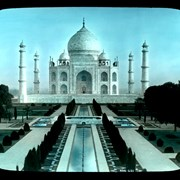 Cover image of Taj Mahal from South Gate