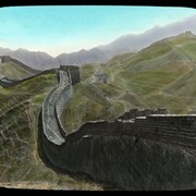 Cover image of Looking eastward along the Great Wall from Nankow Pass.