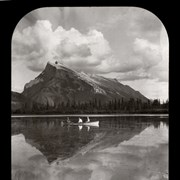 Cover image of [Boating on Vermilion Lakes]