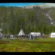 Cover image of [Camp in the Yoho Valley]
