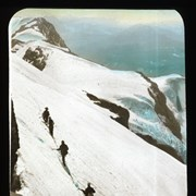 Cover image of Snowfields near the Summit