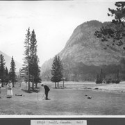 Cover image of Banff, Canada. Golf / 27016