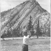 Cover image of Banff, Canada. W. Thomson, Golf Prof / 27024