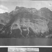 Cover image of Banff, Canada. Lake Minnewanka / 27037