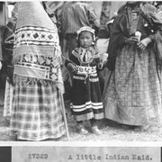 Cover image of A little Indian maid / 27329