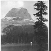 Cover image of Alpine Club camp scenes, Summit Lake, Yoho Valley / 27644