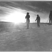 Cover image of Canada. Ontario. Ottawa. Skiing on Dome Hill / CN184