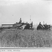 Cover image of Canada. Harvesting / CN29