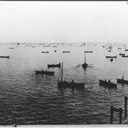 Cover image of Canada. British Columbia near Westminster. Salmon fishing fleet on the Fraser River near Westminster / 48470