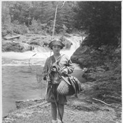 Cover image of Canada. New Brunswick. Fishing in the Kedjakooje district / CN20
