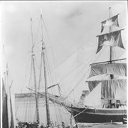 Cover image of Canada. New Brunswick. Chatham Schooner at Chatham / CN220