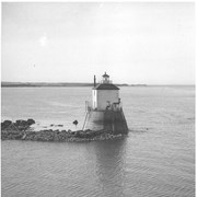 Cover image of Bug Light, at the entrance to Yarmouth, N. S.  / CN264